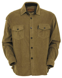 Outback Trading Company Men's Solid Big Shirt Breen / SM 42690-BRE-SM 789043360929 Shirts & Tops