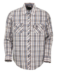 Outback Trading Company Men's Randall Shirt Brown / MD 42701-BRN-MD 789043364231 Shirts & Tops