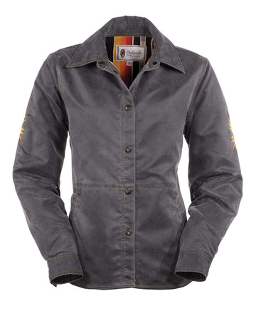 Women's Ash Shirt Jacket