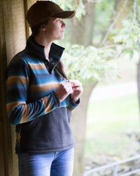 Outback Trading Company Ladies' Audrey Henley Shirts & Tops