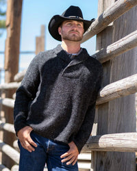 Outback Trading Company Men's Fenton Sweater Shirts & Tops