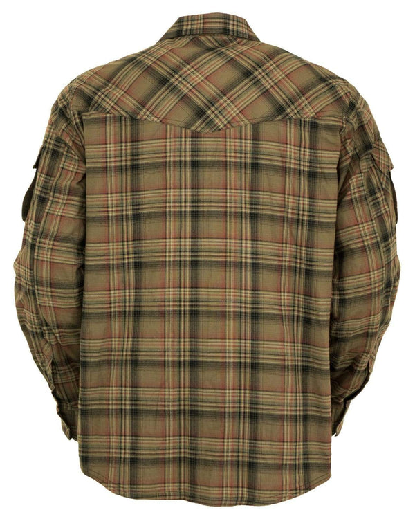 Outback Trading Company Men's Laramie Performance Shirt Shirts & Tops