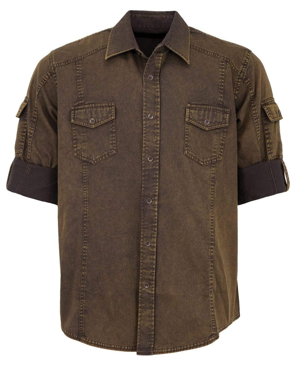 Outback Trading Company Men's Morris Shirt Shirts & Tops
