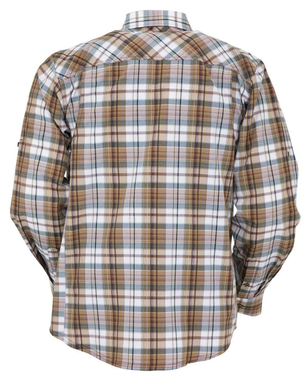 Outback Trading Company Men's Oliver Performance Shirt Shirts & Tops
