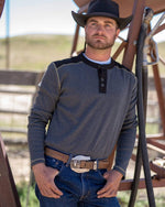 Outback Trading Company Men's Pike Thermal Henley Shirts & Tops