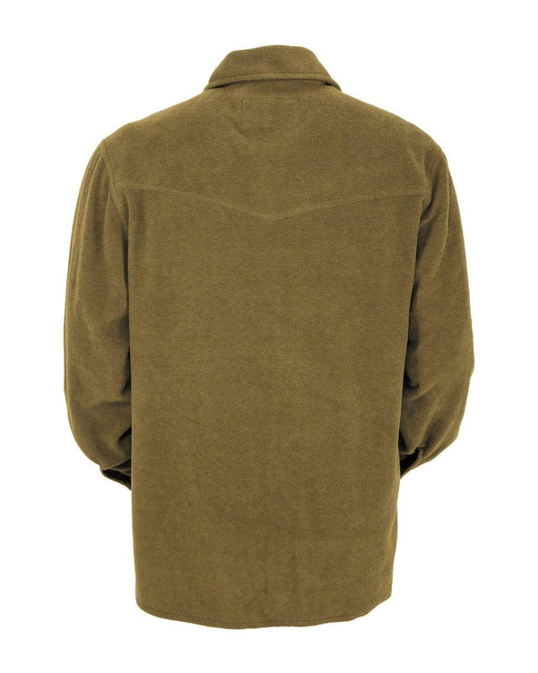 Outback Trading Company Men's Solid Big Shirt Shirts & Tops
