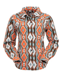 Outback Trading Company Women's Tabitha Big Shirt Multi / SM 48701-MUL-SM 789043368475 Shirts & Tops