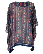 Outback Trading Company Women's Piper Kimono Navy / ONE 40179-NVY-ONE 789043363036 Shirts & Tops