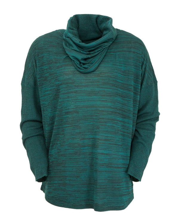 Outback Trading Company Ladies' Faye Sweater Teal / S/M 40148-TEL-S/M 789043359466 Shirts & Tops