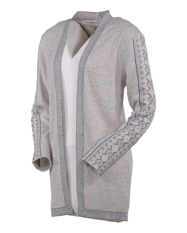 Outback Trading Company Women's Destiny Cardigan Shirts & Tops