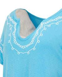 Outback Trading Company Women's Holly Tee Shirts & Tops