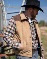 Outback Trading Company Men's Clay Vest Vests