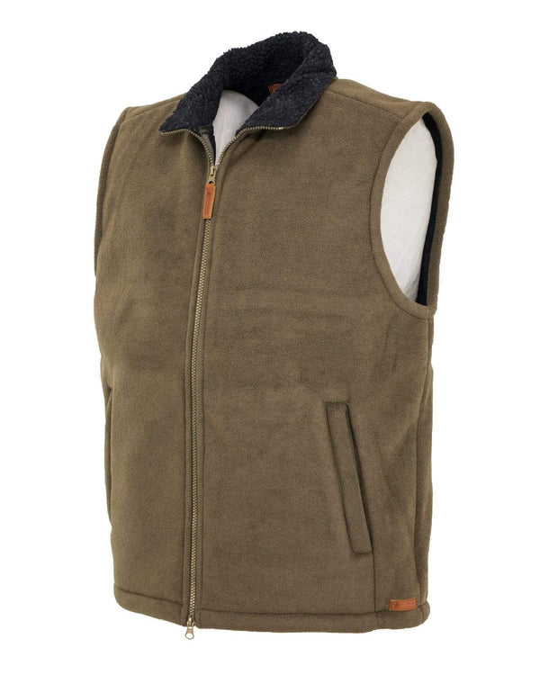 Outback Trading Company Men's Summit Fleece Vest Vests
