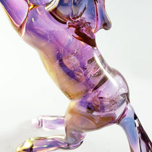 Gold Fumed Horse