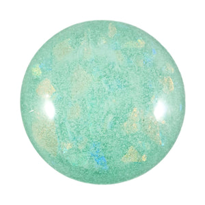 Celestial Dome Paperweight - Sea Foam