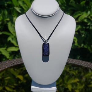 Forevermore Pendant - Moonglow Violet