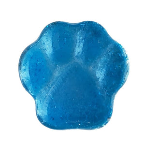 Pawprint Comfort Stone - Blue Skies