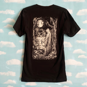 FIVE OF CUPS TEE