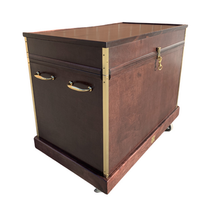 """The Equestrian"" Tack Trunk"