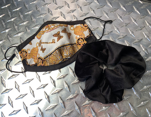 BK Breastplate & Scrunchie Sets