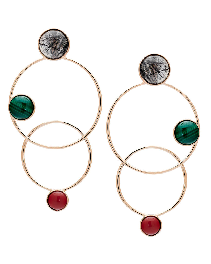 SIGNATURE ORBITA EARRINGS