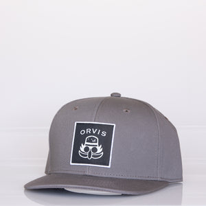 Orvis x Doc Patch Cap-Gray