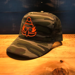 Doc Camo Original Trucker