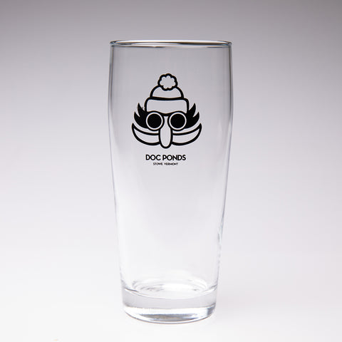 Doc Ponds Willi Becher Beer Glass