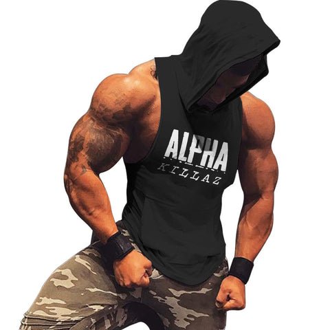 Alpha Killaz Hooded Tank