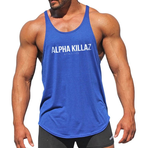 AK Athletics Stringer Tank