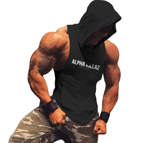 AK Athletics Hooded Tank