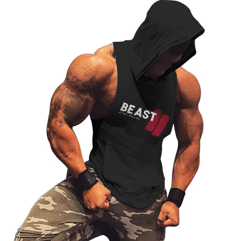 AK Beast Hooded Tank