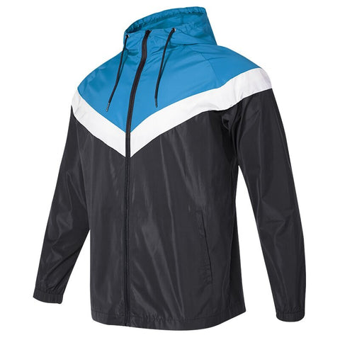 Windbreaker Sporty Jacket