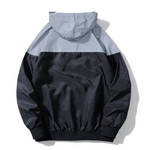 Reflective Colorblock Jacket