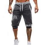 Tiger Scratch Shorts