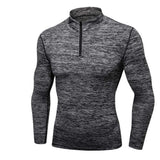 Quick Dry Compression Shirt