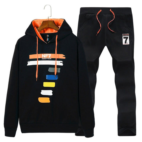 7 Colors Tracksuit