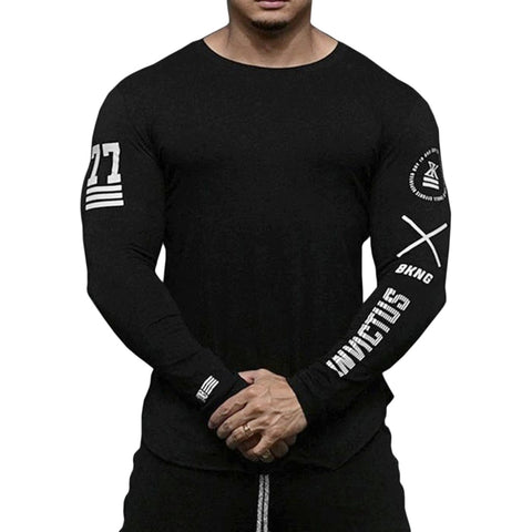 Long-sleeved Running Shirt