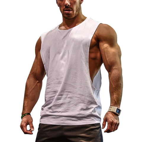 Sleeveless Muscle Tank