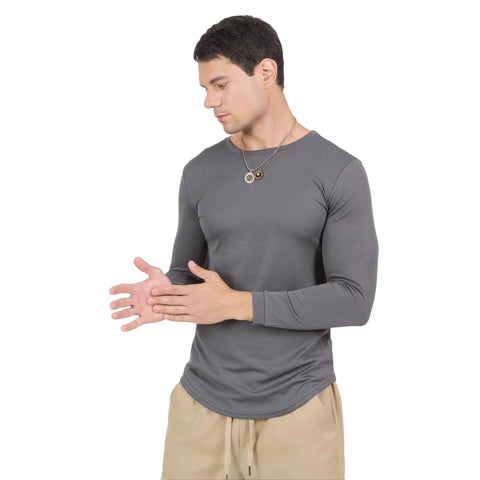 Basic Gym Long Sleeve T-Shirt