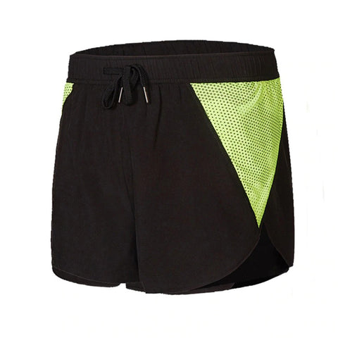 Light Mesh Gym Running Shorts
