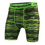 Skinny Compression Shorts