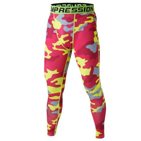 PixelCamo Leggings