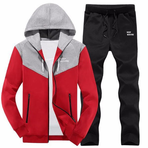 Casual Jogger Set