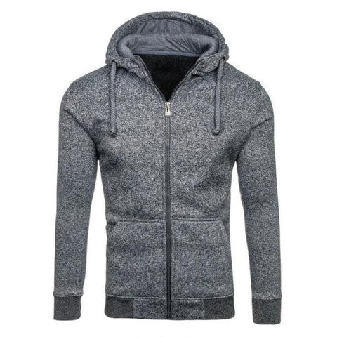 Zip Up Training Hoodie