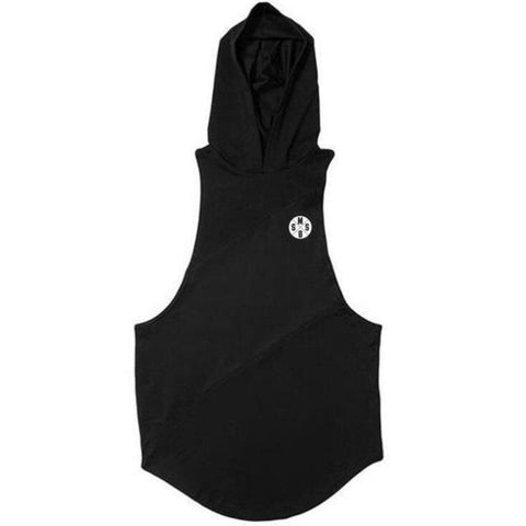 Strong Hooded Tank Top