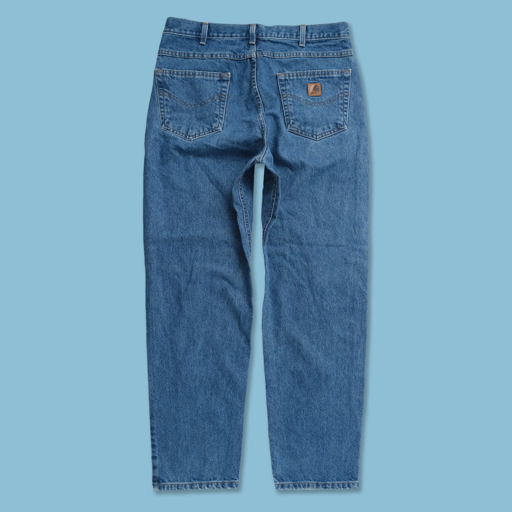 Vintage Carhartt Denim Pants 36x32