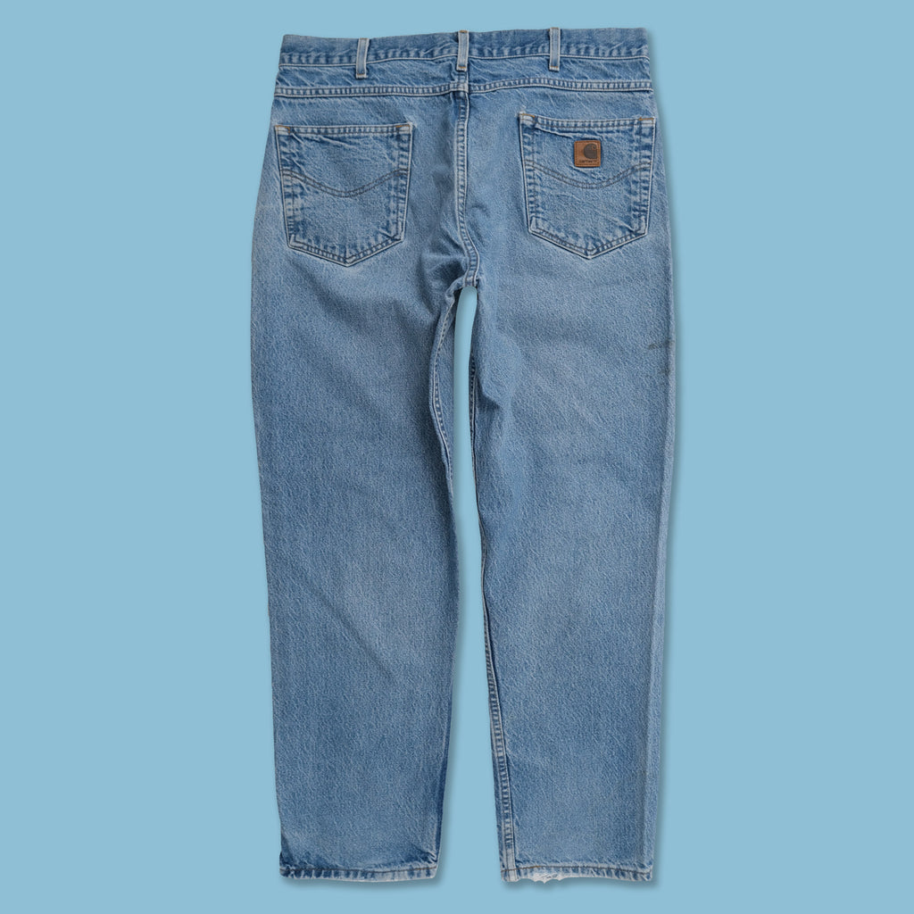 Vintage Carhartt Denim Pants 38x30