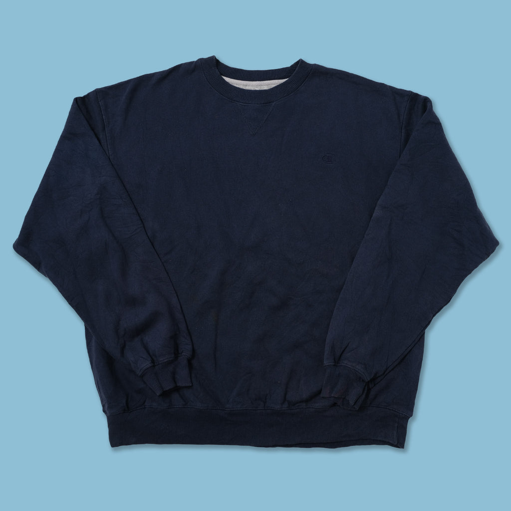 Vintage Champion Sweater XXLarge - Double Double Vintage