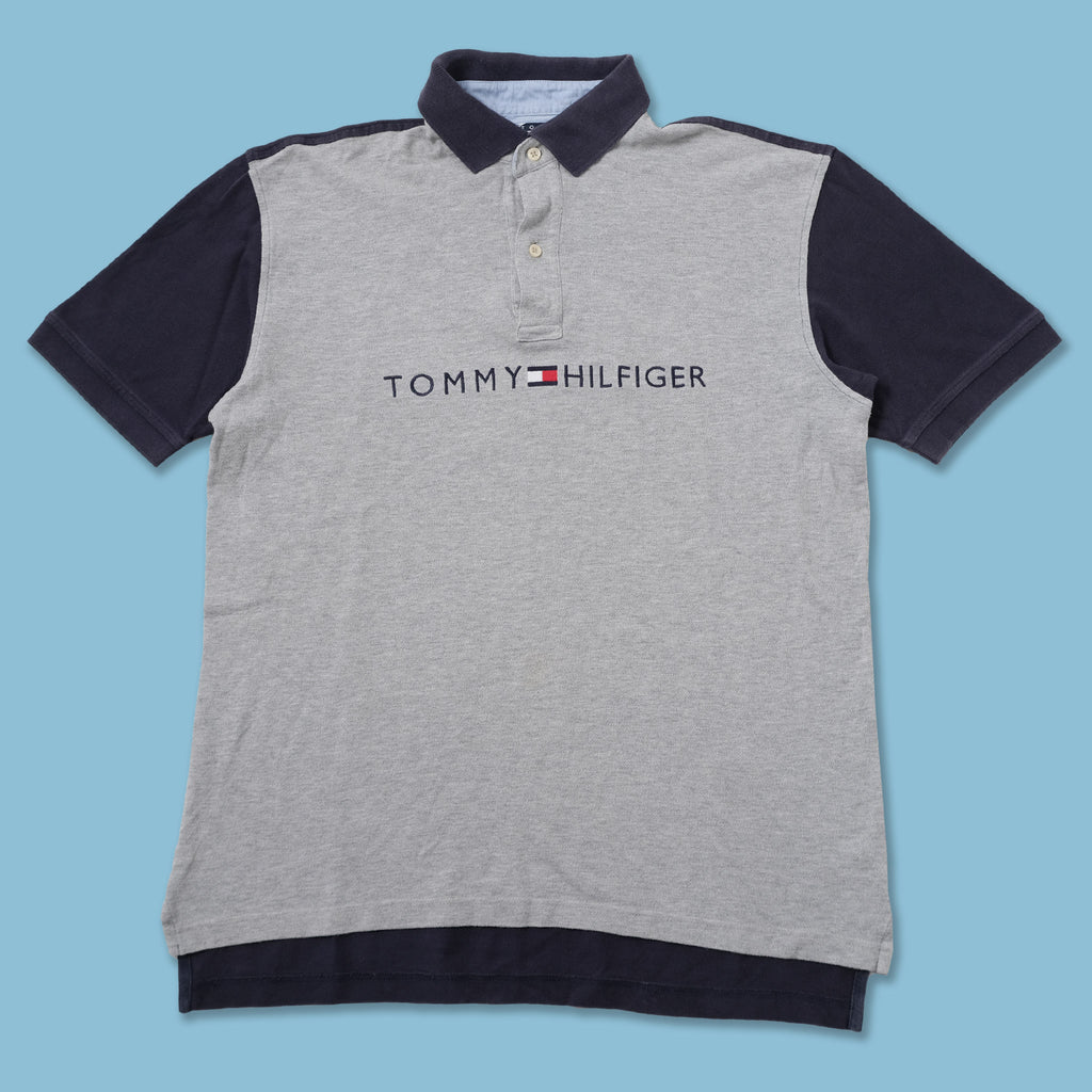 Vintage Tommy Hilfiger Polo Medium - Double Double Vintage